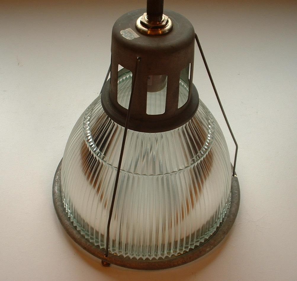 "1 Holophane 14"" 685 TALL SIZE Industrial Warehouse Light"