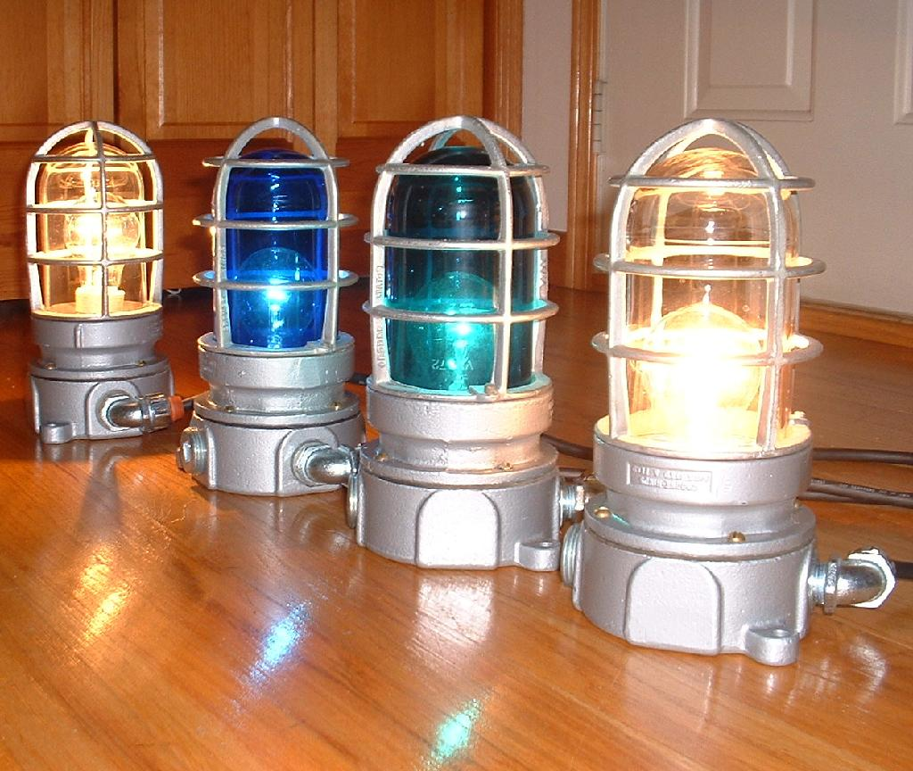 Other Collectible Lighting Vintage Industrial Explosion Proof Light Collectibles