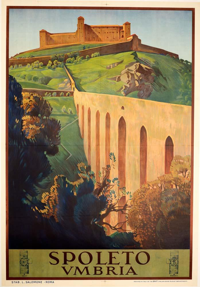 Cornwall 1930s Vintage Style English Travel Poster 20x30